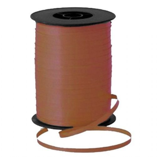 CHOCOLATE BROWN 5MM RIBBON 500M